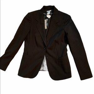 Black Tonal Worthington blazer 8